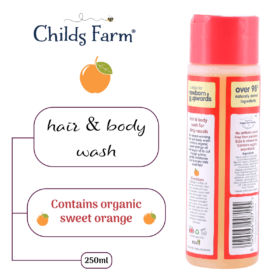 Buy Childs Farm 3 in 1 Swim Strawberry & Organic Mint, 250ml online with Free Shipping at Baby Amore India, Babyamore.in