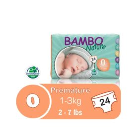Buy Bambo Nature Junior 12-22 Kg, Size 5, 27 counts online with Free Shipping at Baby Amore India, Babyamore.in