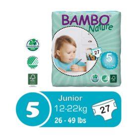 Bambo nature size 5
