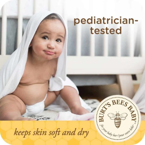 Buy Burt's Bee Baby Diaper Rash Ointment, 85g online with Free Shipping at Baby Amore India, Babyamore.in