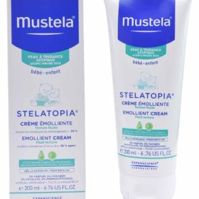 Buy Mustela Stelatopia Emollient Cream, 200ml online with Free Shipping at Baby Amore India, Babyamore.in