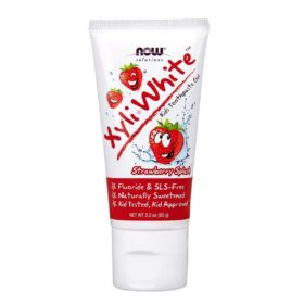 Buy Xyli White Bubblegum Splash Toothpaste, 85g online with Free Shipping at Baby Amore India, Babyamore.in