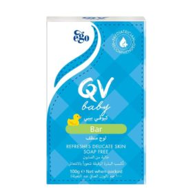 Buy QV Baby Bar, 100g online with Free Shipping at Baby Amore India, Babyamore.in
