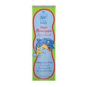 Buy QV Kids Hair Shampoo, 200g online with Free Shipping at Baby Amore India, Babyamore.in