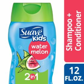 Buy Suave Kids Strawberry Smoothers 2 in 1 Shampoo & Conditioner, 665 ml online with Free Shipping at Baby Amore India, Babyamore.in