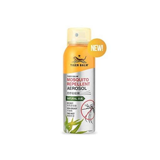 Buy Tiger Balm Mosquito Repellent Spray, 60ml online with Free Shipping at Baby Amore India, Babyamore.in