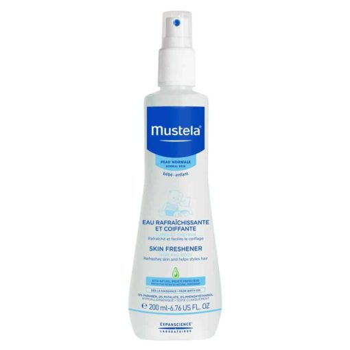 Buy Mustela Skin Freshener, For Hair & Body, 200 ml online with Free Shipping at Baby Amore India, Babyamore.in