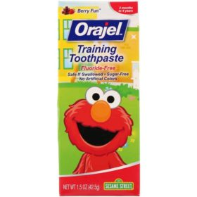 Orajel Training Toothpaste Berry Fun, 42.5 g 1