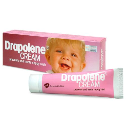 Buy GSK Drapolene Nappy Rash Cream, 55g online with Free Shipping at Baby Amore India, Babyamore.in