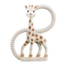 Buy Sophie la girafe So'pure Teething Ring online with Free Shipping at Baby Amore India, Babyamore.in
