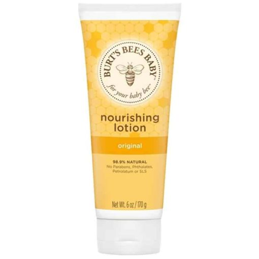 Buy Burt's Bee Baby Nourishing Lotion, Original, 170g online with Free Shipping at Baby Amore India, Babyamore.in