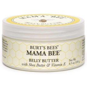 burts bees mama bee belly butter