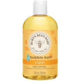 Burt's Bees Baby Bubble Bath, Original, 350ml