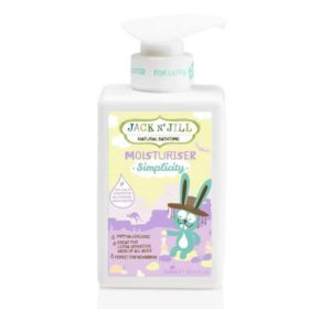 Buy Jack n' Jill Simplicity Moisturiser 300ML online with Free Shipping at Baby Amore India, Babyamore.in