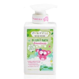 Buy Jack n' Jill Sweetness Bubble Bath, Natural Bath Time 300ML online with Free Shipping at Baby Amore India, Babyamore.in