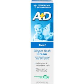Buy A+D Diaper Rash Cream, 113g online with Free Shipping at Baby Amore India, Babyamore.in