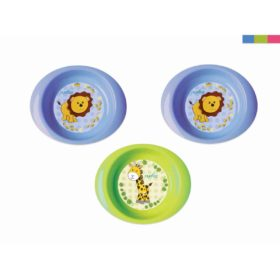 Buy Nuvita Baby Bowls, First Numbers, Set of 3 online with Free Shipping at Baby Amore India, Babyamore.in