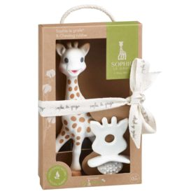 Buy Sophie la girafe® & So'Pure Chewing Rubber online with Free Shipping at Baby Amore India, Babyamore.in