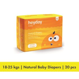 20 Diapers