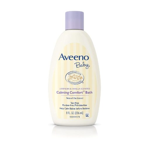 Buy Aveeno Baby Calming Comfort Bath, 236ml online with Free Shipping at Baby Amore India, Babyamore.in