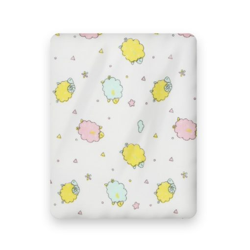 Buy Organic Muslin Cotton Blanket - Baba Yellow Sheep online with Free Shipping at Baby Amore India, Babyamore.in