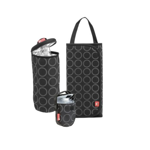 Buy Ryco 3-Piece Travel Set - White Circles online with Free Shipping at Baby Amore India, Babyamore.in
