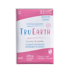 Buy Tru Earth Eco-Strips Laundry Detergent (Baby) - 32 Loads online with Free Shipping at Baby Amore India, Babyamore.in
