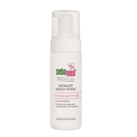 Buy Sebamed Feminine Intimate Wash Foam,150ml online with Free Shipping at Baby Amore India, Babyamore.in