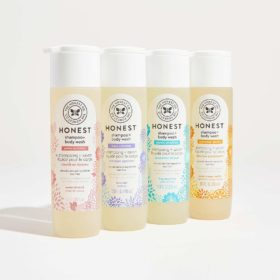 Buy The Honest Company, Truly Calming Shampoo + Body Wash, Lavender,10.0 fl oz/295ml online with Free Shipping at Baby Amore India, Babyamore.in