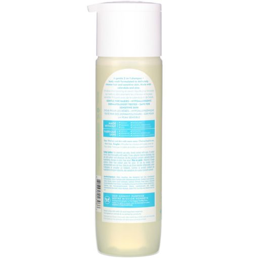 Buy The Honest Company, Purely Sensitive Shampoo + Body Wash, Fragrance Free,10.0 fl oz/295ml online with Free Shipping at Baby Amore India, Babyamore.in