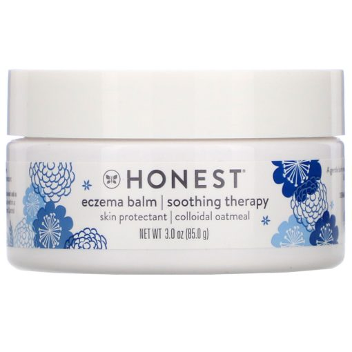 Buy The Honest Company, Soothing Therapy Eczema Balm, 3.0 fl oz/85g online with Free Shipping at Baby Amore India, Babyamore.in
