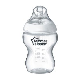 Buy Tommee Tippee Closer To Nature Bottles, 260ml, 1+1 online with Free Shipping at Baby Amore India, Babyamore.in
