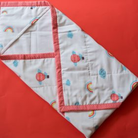 Buy BeeLittle Organic Cotton Wrap Beds - Fly High online with Free Shipping at Baby Amore India, Babyamore.in