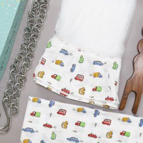 Buy BeeLittle Thottil Starter Kit – Traffic Jam online with Free Shipping at Baby Amore India, Babyamore.in