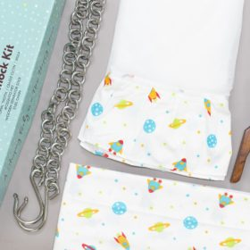 Buy BeeLittle Thottil Starter Kit – Milky Way online with Free Shipping at Baby Amore India, Babyamore.in