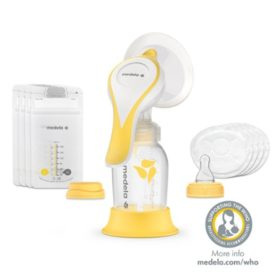 Buy Medela Swing Harmony™ Breast Pump & Feed Set online with Free Shipping at Baby Amore India, Babyamore.in