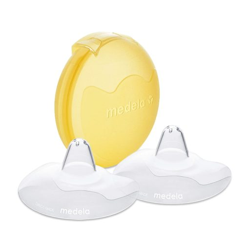 Buy Medela Contact™ Nipple Shields (Set of 2) - Medium online with Free Shipping at Baby Amore India, Babyamore.in