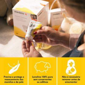 Buy Medela Purelan™ 100 Lanolin Cream, 7g online with Free Shipping at Baby Amore India, Babyamore.in