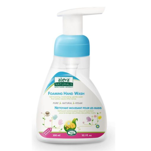 Buy Aleva Naturals Foaming Hand Wash, 10.1 fl.oz / 300ml online with Free Shipping at Baby Amore India, Babyamore.in