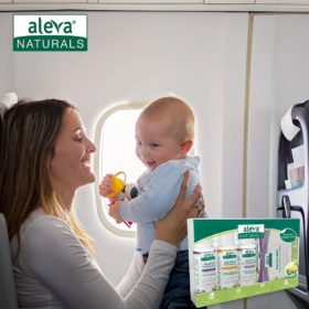 Buy Aleva Naturals Newborn Travel Kit online with Free Shipping at Baby Amore India, Babyamore.in