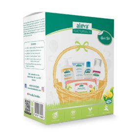 Buy Aleva Naturals Newborn Baby Gift Set online with Free Shipping at Baby Amore India, Babyamore.in