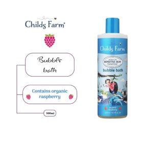 Buy Childs Farm Bubble Bath Organic Raspberry, 500 ml online with Free Shipping at Baby Amore India, Babyamore.in
