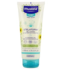 Buy Mustela StelatopiaCleansing Gel, 200ml online with Free Shipping at Baby Amore India, Babyamore.in