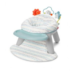 Buy Skip Hop 2 in 1 Activity Floor Seat Silver Lining Cloud online with Free Shipping at Baby Amore India, Babyamore.in