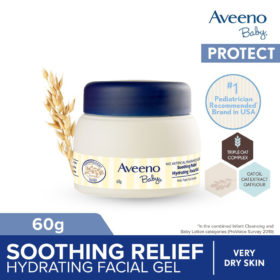 Buy Aveeno Baby Soothing Relief Hydrating Facial Gel, 60g online with Free Shipping at Baby Amore India, Babyamore.in