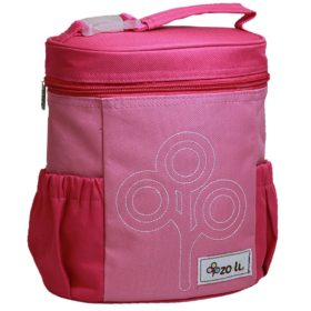 Buy ZoLi NOM NOM Insulated Lunch Bag - Blue online with Free Shipping at Baby Amore India, Babyamore.in