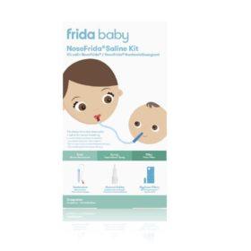 Buy Fridababy NoseFrida Saline Kit online with Free Shipping at Baby Amore India, Babyamore.in