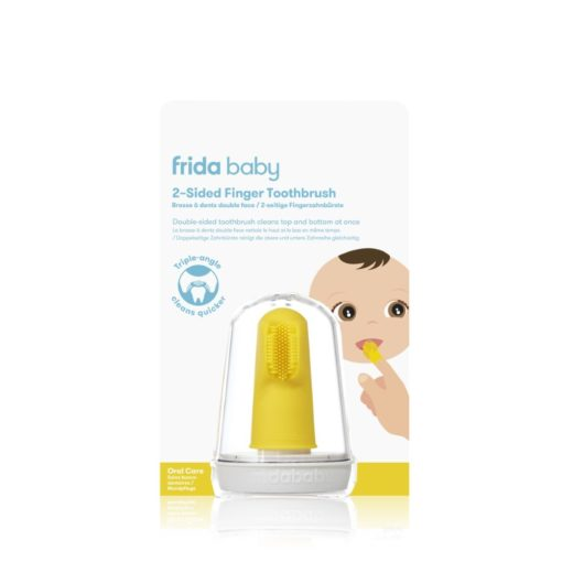 Buy Fridababy SmileFrida The Finger Toothbrush online with Free Shipping at Baby Amore India, Babyamore.in