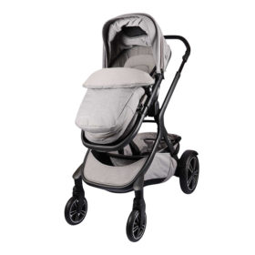 Buy Nuna Demi Grow Stroller - Denim Blue online with Free Shipping at Baby Amore India, Babyamore.in