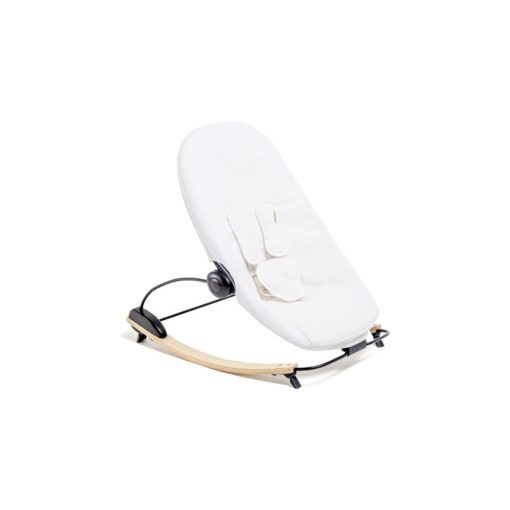 Buy Bloom Baby Bouncer White/Natural online with Free Shipping at Baby Amore India, Babyamore.in